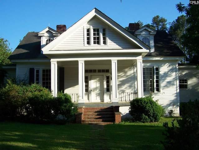 589 Van Exem Road, Ridgeway, SC 29130 (MLS #484556) :: EXIT Real Estate Consultants