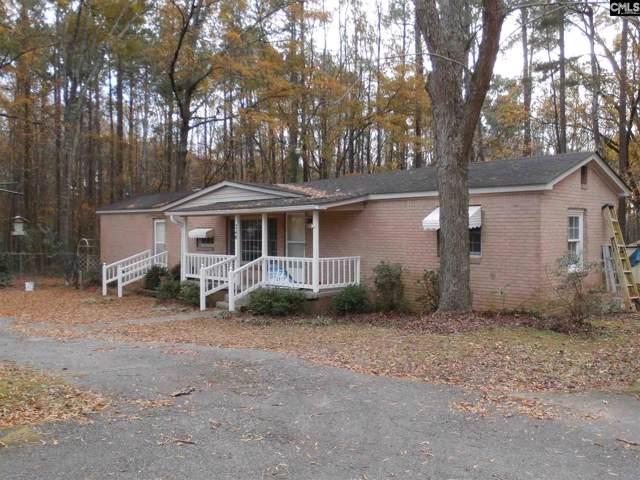 240 South Coleman, Ridgeway, SC 29130 (MLS #484614) :: EXIT Real Estate Consultants