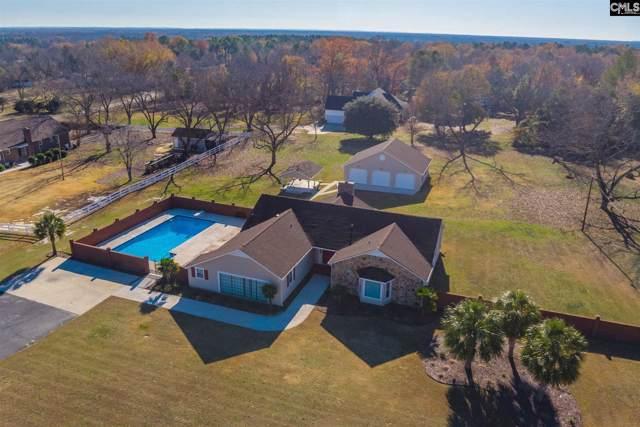 498 Lachicotte Road, Lugoff, SC 29078 (MLS #484642) :: EXIT Real Estate Consultants