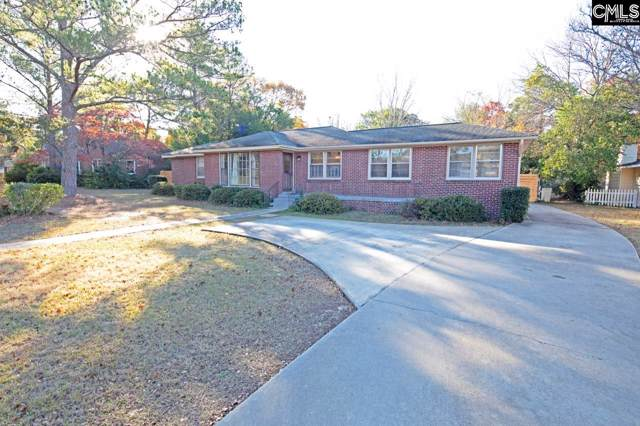 4514 Sylvan Drive, Columbia, SC 29206 (MLS #484661) :: Fabulous Aiken Homes & Lake Murray Premier Properties