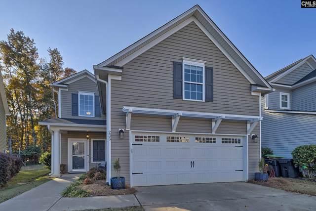 233 Cherokee Pond Trail, Lexington, SC 29072 (MLS #484680) :: Fabulous Aiken Homes & Lake Murray Premier Properties