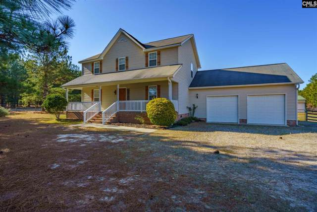 475 Sardis Church Road, Swansea, SC 29160 (MLS #484751) :: EXIT Real Estate Consultants