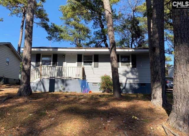 1204 Carter Street, Columbia, SC 29204 (MLS #484787) :: Loveless & Yarborough Real Estate