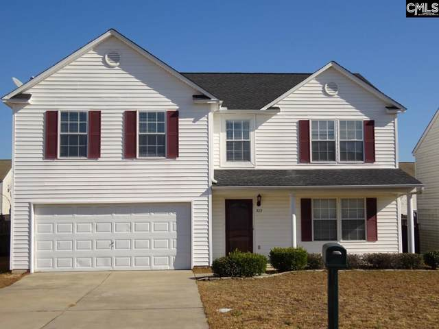 513 Fox Haven Drive, Columbia, SC 29229 (MLS #484826) :: EXIT Real Estate Consultants