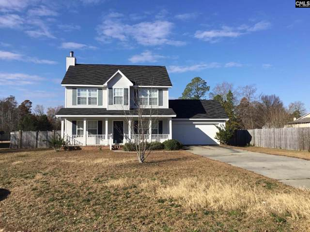 506 S Maney Court S, Hopkins, SC 29061 (MLS #484958) :: Home Advantage Realty, LLC