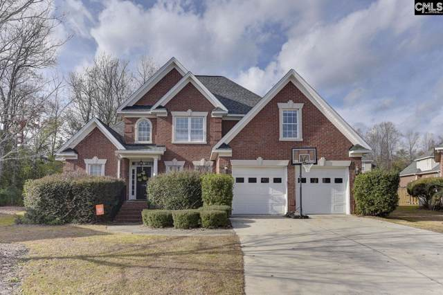184 Mariners Creek Dr, Lexington, SC 29072 (MLS #484974) :: NextHome Specialists