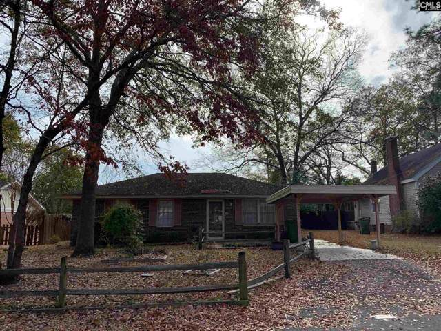 723 Oakland Avenue, Cayce, SC 29033 (MLS #484987) :: Loveless & Yarborough Real Estate