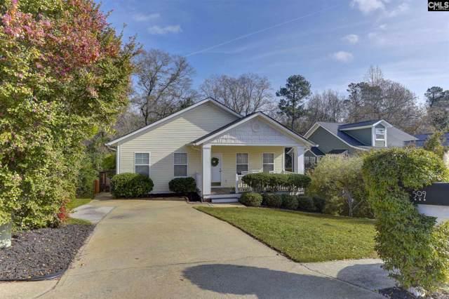 509 Laurel Hill Lane, Columbia, SC 29201 (MLS #485147) :: Home Advantage Realty, LLC