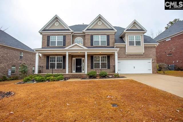 822 Rocky Creek Way, Irmo, SC 29063 (MLS #485172) :: EXIT Real Estate Consultants