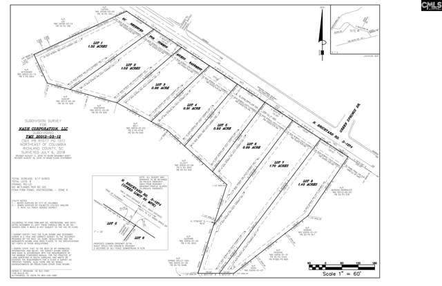 405 N Brickyard Road 4 #4, Columbia, SC 29223 (MLS #485411) :: EXIT Real Estate Consultants