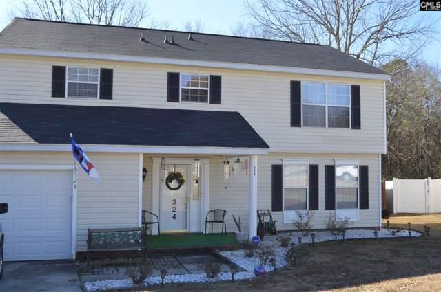324 Sugar Mill Road, Columbia, SC 29229 (MLS #485415) :: EXIT Real Estate Consultants