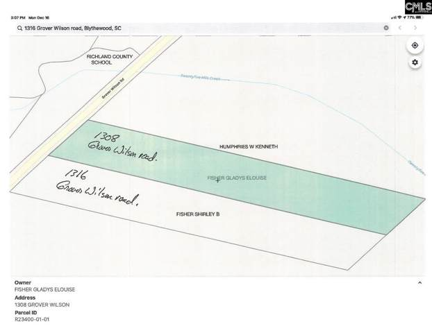 1308 Grover Wilson Road, Blythewood, SC 29016 (MLS #485675) :: NextHome Specialists