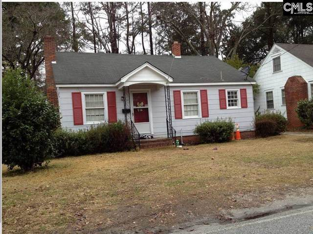 208 Evans Street, Cheraw, SC 29520 (MLS #485951) :: Loveless & Yarborough Real Estate