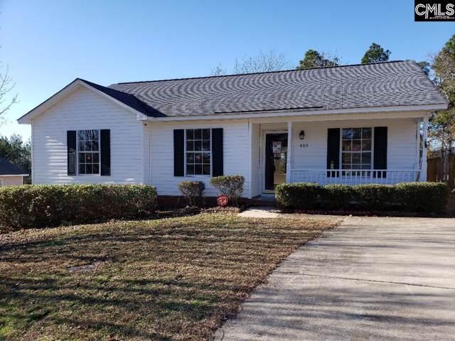 405 Elmhurst Drive, Lexington, SC 29072 (MLS #486033) :: EXIT Real Estate Consultants