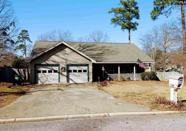 1304 Friarsgate Boulevard, Irmo, SC 29063 (MLS #486157) :: EXIT Real Estate Consultants
