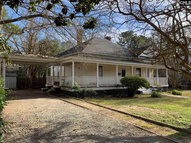 726 Boundary Street, Newberry, SC 29108 (MLS #486298) :: EXIT Real Estate Consultants