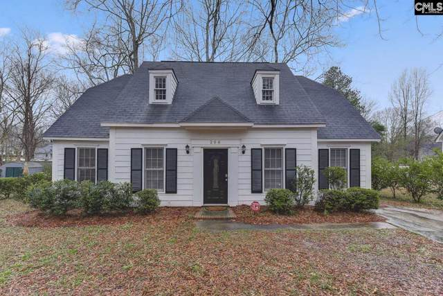 208 London Pride Road, Irmo, SC 29063 (MLS #486506) :: EXIT Real Estate Consultants