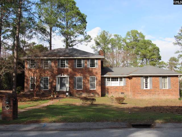 100 Valley Springs Road, Columbia, SC 29223 (MLS #486692) :: EXIT Real Estate Consultants