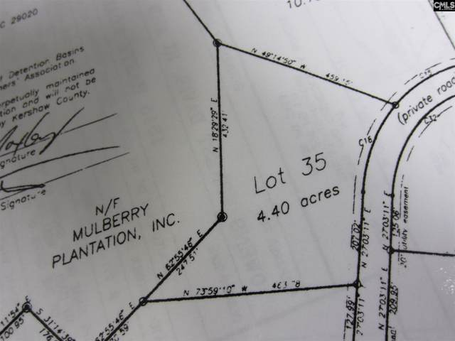 lot 35 Ascot Drive Lot 35, Camden, SC 29020 (MLS #486707) :: EXIT Real Estate Consultants