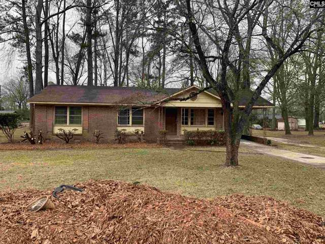 110 Gladstone Street, Hopkins, SC 29061 (MLS #486748) :: Loveless & Yarborough Real Estate