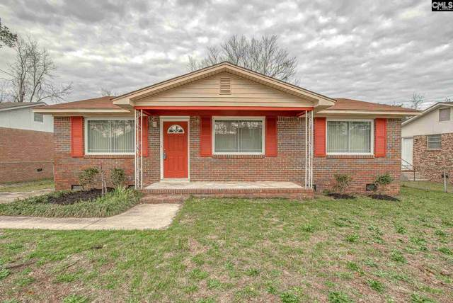 313 Shellnut Avenue, Columbia, SC 29209 (MLS #486775) :: EXIT Real Estate Consultants