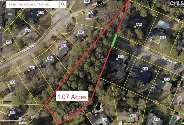 637 Garmony Road, Columbia, SC 29212 (MLS #486833) :: Fabulous Aiken Homes & Lake Murray Premier Properties