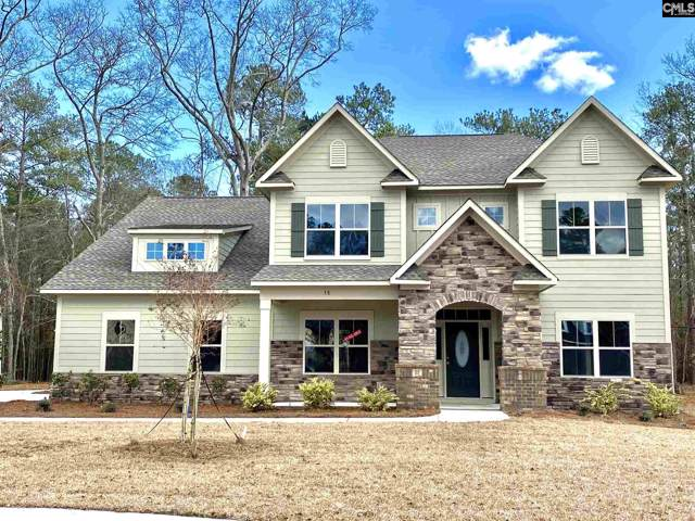 38 Estate Place, Camden, SC 29020 (MLS #486849) :: EXIT Real Estate Consultants