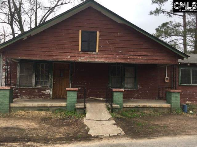 908 Sanders Street, Newberry, SC 29108 (MLS #486869) :: Home Advantage Realty, LLC