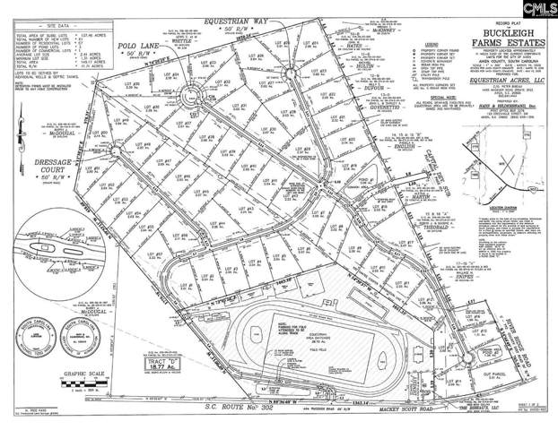 272 Lot #17 Equestrian Way #17, Aiken, SC 29803 (MLS #486927) :: EXIT Real Estate Consultants