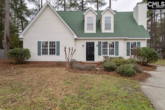 17 Winding Creek Lane, Columbia, SC 29229 (MLS #486954) :: Home Advantage Realty, LLC