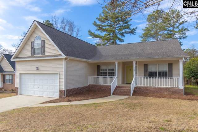 218 Delaine Woods Drive, Irmo, SC 29063 (MLS #487427) :: EXIT Real Estate Consultants