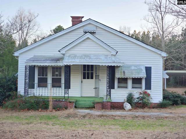 2149 Broad Street, Leesville, SC 29070 (MLS #487457) :: Home Advantage Realty, LLC