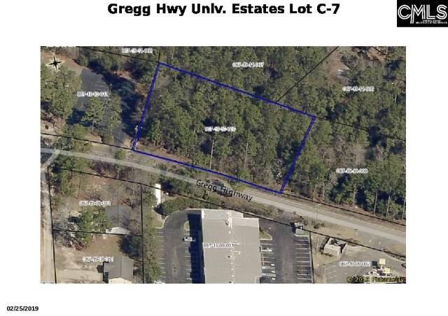 TBD Lot C-6 University Estates C-7, Aiken, SC 29801 (MLS #487458) :: The Meade Team