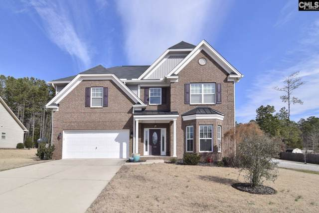 530 Crawfish, Irmo, SC 29063 (MLS #487550) :: EXIT Real Estate Consultants