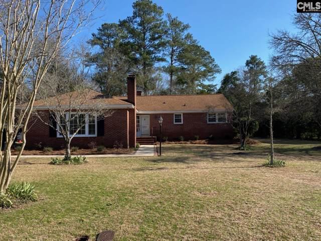1716 Forest Drive, Camden, SC 29020 (MLS #487599) :: The Meade Team
