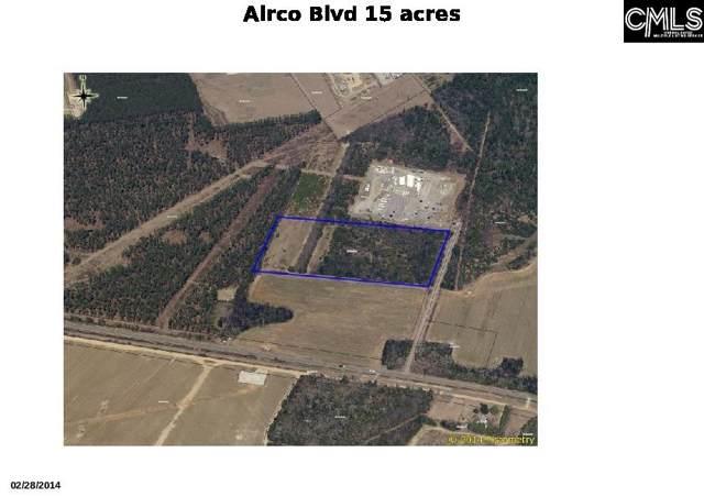 TBD Airco Boulevard 15 Acres, Aiken, SC 29801 (MLS #487817) :: The Meade Team