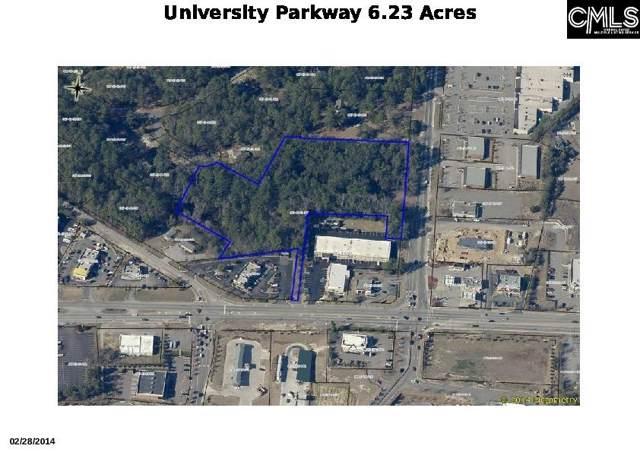 University Lot C 3-5 Parkway C 3-5, Aiken, SC 29801 (MLS #487819) :: The Meade Team