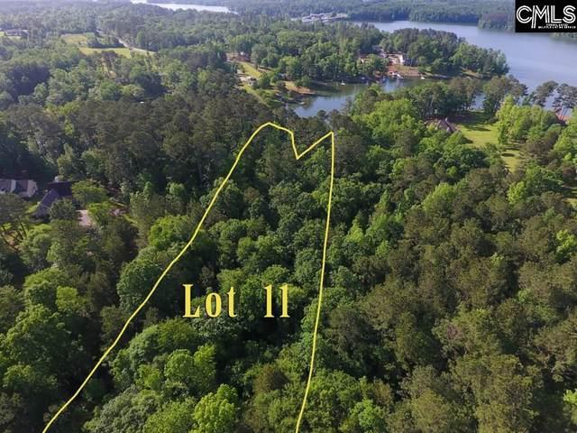 0 Harbor View Drive Lot 11, Prosperity, SC 29127 (MLS #488025) :: EXIT Real Estate Consultants