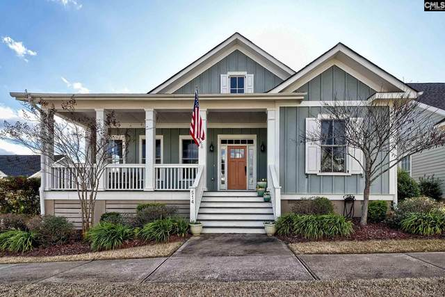 514 River Camp Drive, Lexington, SC 29072 (MLS #488159) :: NextHome Specialists