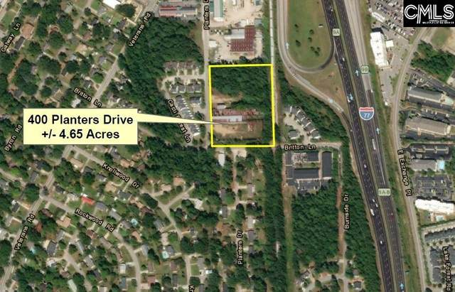 400 Planters Drive, Columbia, SC 29209 (MLS #488256) :: EXIT Real Estate Consultants