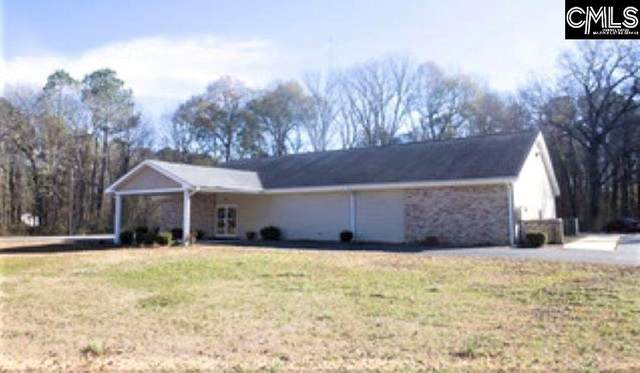 99 Oswego Highway, Sumter, SC 29150 (MLS #488356) :: Loveless & Yarborough Real Estate