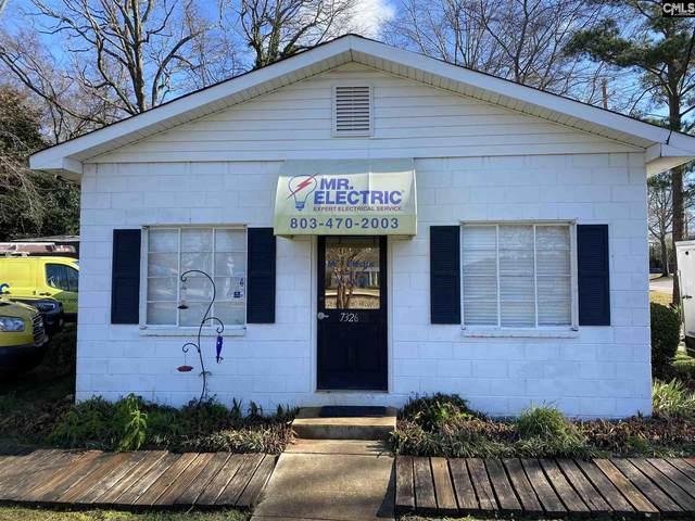 7326 Woodrow Street, Irmo, SC 29063 (MLS #488367) :: Loveless & Yarborough Real Estate