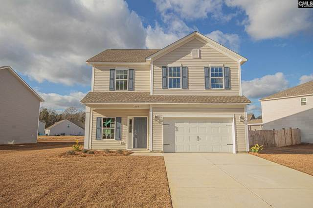 220 Elsoma Drive, Chapin, SC 29036 (MLS #488409) :: EXIT Real Estate Consultants