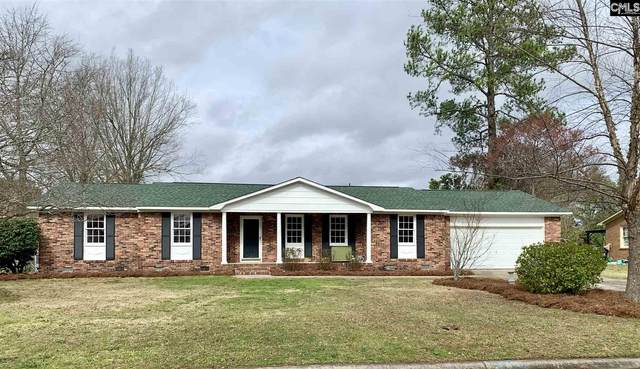 817 Malibu Drive, Columbia, SC 29209 (MLS #488418) :: Loveless & Yarborough Real Estate
