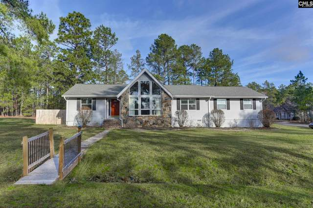 870 White Pines Drive, Camden, SC 29020 (MLS #488523) :: Loveless & Yarborough Real Estate