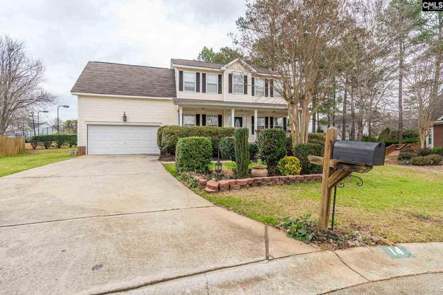 14 Holly Creek Court, Irmo, SC 29063 (MLS #488540) :: The Latimore Group