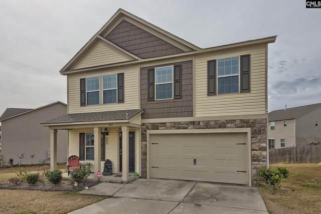 503 Deertrack Run, Lexington, SC 29073 (MLS #488558) :: Home Advantage Realty, LLC