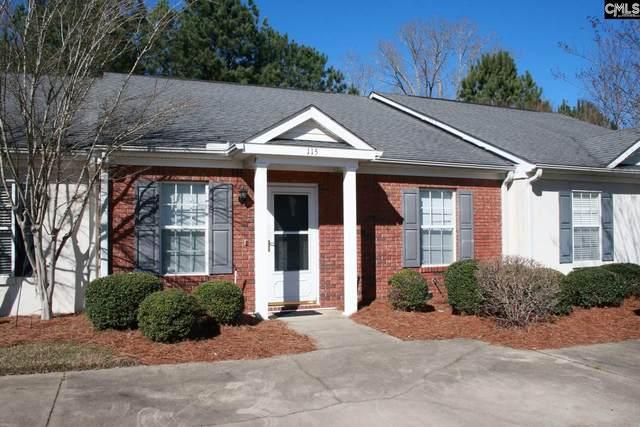 115 Buckhead Court, Lexington, SC 29072 (MLS #488628) :: The Latimore Group