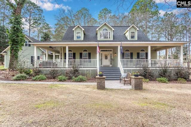 43 Burbage Street, Camden, SC 29020 (MLS #488721) :: Loveless & Yarborough Real Estate