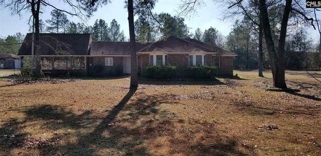 4738 Porter Road, Bethune, SC 29009 (MLS #488727) :: Loveless & Yarborough Real Estate